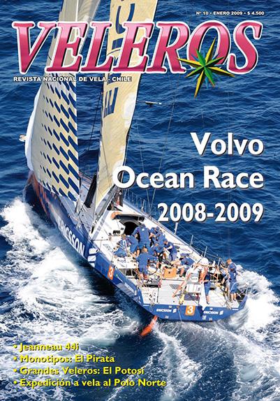 Volvo Ocean Race 2008 - 2009