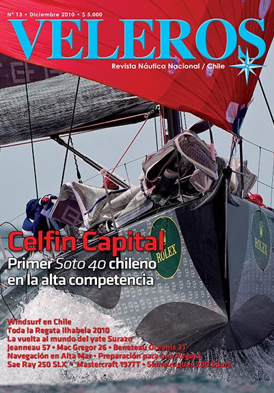 Celfin Capital - Primer Soto 40 chileno en la alta competencia
