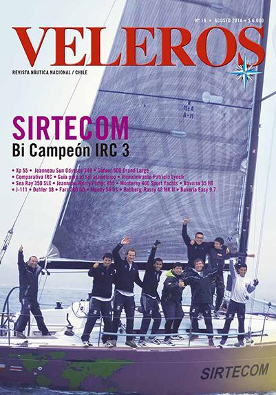 SIRTECOM Bi Campeón IRC 3