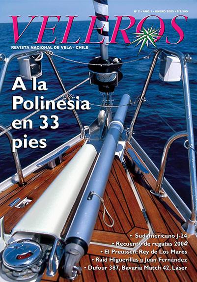 A la Polinesia en 33 pies