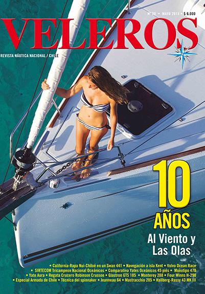10 años - Al Viento y las Olas