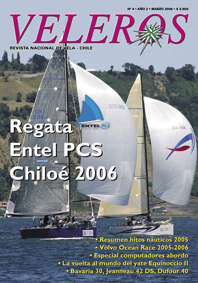 Regata Entel PCS Chiloé 2006