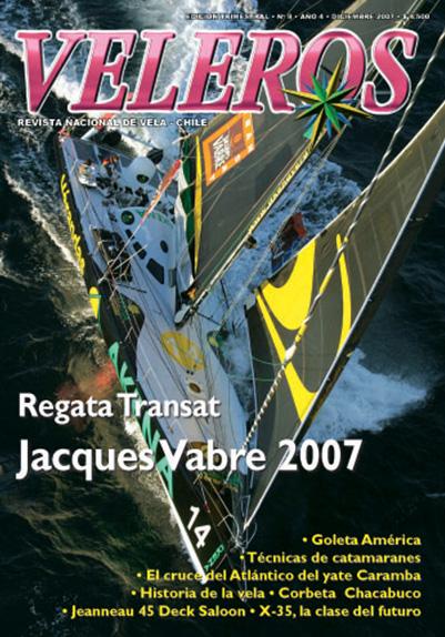 Regata Transat Jacques Vabre 2007