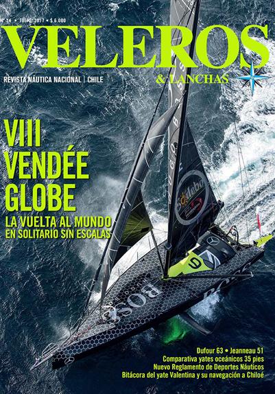VIII Vendée Globe - La vuelta al mundo en solitario sin escalas